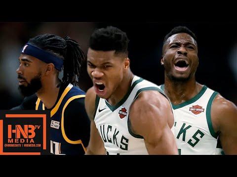 Milwaukee Bucks vs Utah Jazz - Full Game Highlights | October 9, 2019 NBA Preseason
