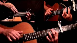 Capital Cities - Safe And Sound - Fingerstyle Guitar