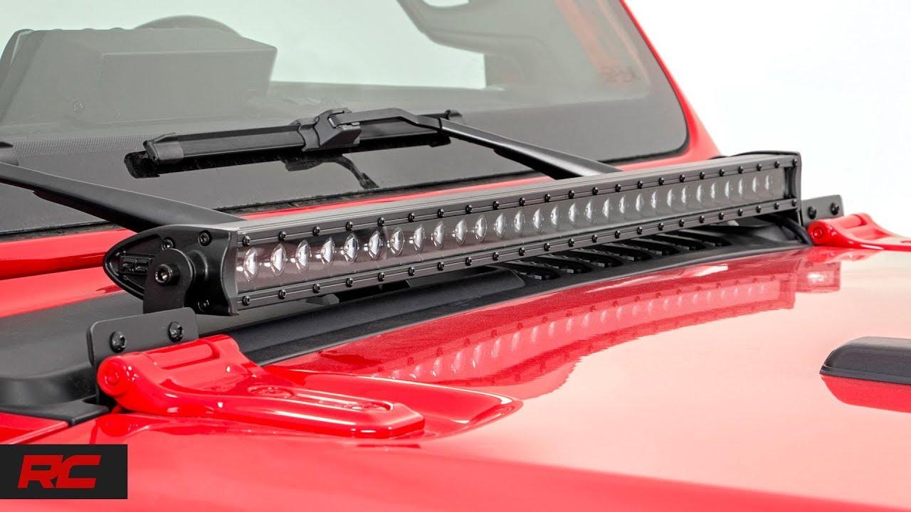 Wiring Led Light Bar Jeep Jk