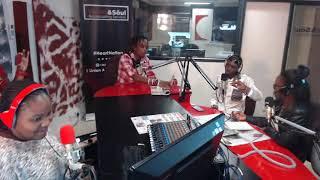 Prophet Madungwe on Bustop TV Segment  Heart & Soul Radio