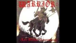 Warrior -  yesterdays hero -  1980 -  chesterfield uk