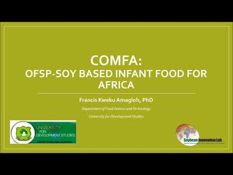 Complementary Food for Africa: New Products and Approaches for Improved Childhood Nutrition