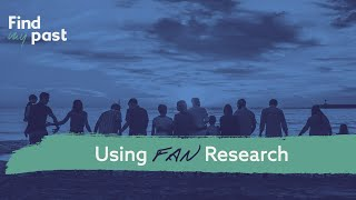 FAN Research - #FindmypastFromHome 9 October 2020 | Findmypast