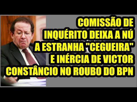 Portas acusa Vítor Constâncio de incompetente! Banco de Portugal e a fraude.