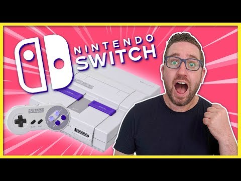 snes-on-switch!-nintendo-direct---kinda-funny-live-reactions