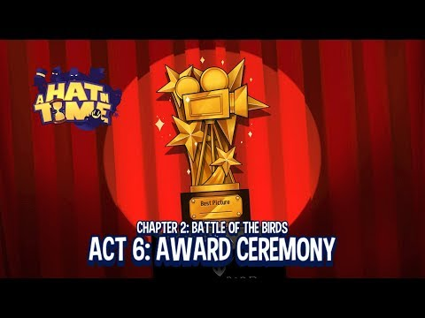 A Hat In Time Chapter 2 Act 6 Award Ceremony