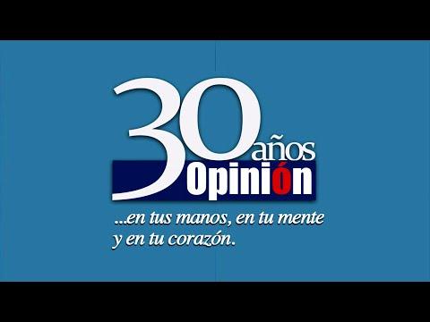 30 AÑOS OPINIÓN