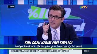 % 100 Futbol Fenerbahçe - Medipol Başakşehir 9 Eylül 2017