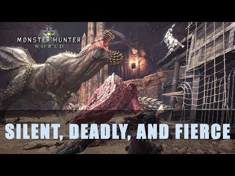 Monster Hunter World: Silent, Deadly, and Fierce Event | Fextralife