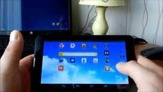 видео Обзор планшета Explay Scream 3G