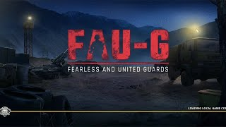 Raju Bhai Playing FAU-G Game