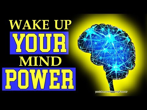 How To Wake Up Your Mind.  Subconscious Mind Power, Law of Attraction, Wealth