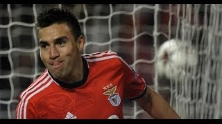 Nico Gaitán - The Genius of Benfica 2014 HD