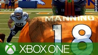 Madden NFL 25 XBOX ONE - Multiplayer Gameplay (Xbox One Gameplay 1080p HD)