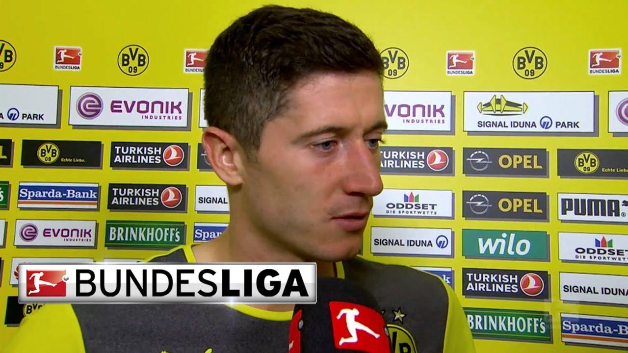 Lewandowski Interview
