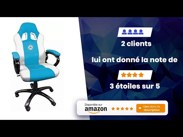 Gaming Subsonic Baquet Fauteuil Assise Om Avec Gamer Siege tCQdhrs