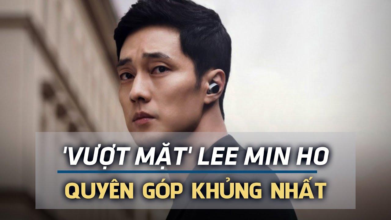 ' So Ji Sub 'vượt mặt' Lee Min Ho vươn lên dẫn đầu
