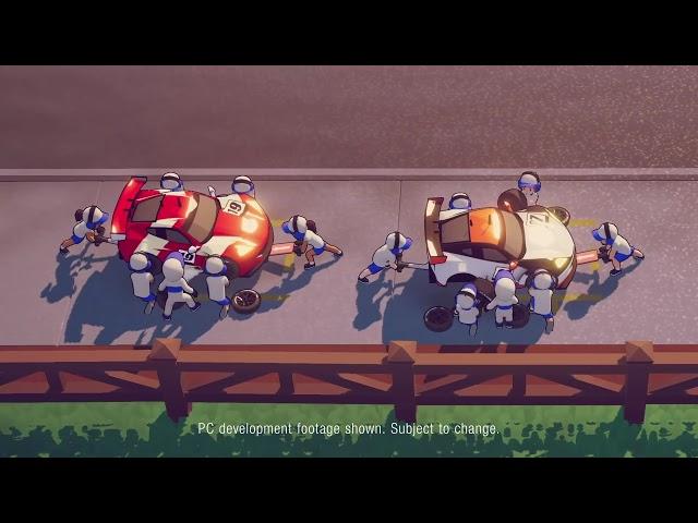 Circuit Superstars | Announcement Trailer - E3 2019 | Square Enix Collective | ESRB