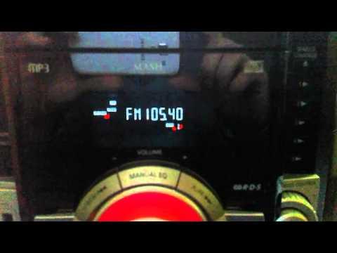FM DX tropo príjem - Hitradio RTL Sachsen - Chemnitz 480km