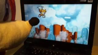 knuckles plush reaction episode 6 luigi vs tails death battle screwattack  knuckles let s watch