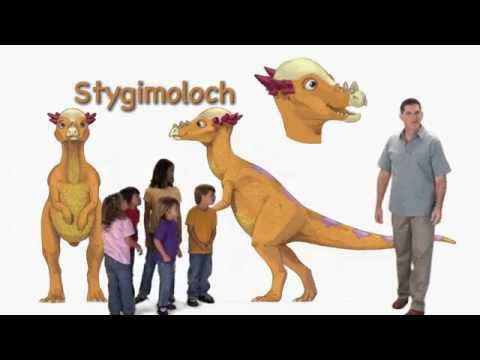 Stygimoloch - Dinosaur Train - The Jim Henson Company