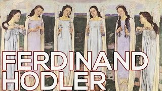 Ferdinand Hodler: A collection of 192 paintings (HD)