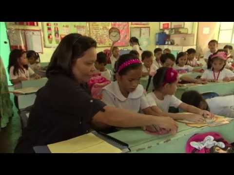 Philippines Blind Education Vignette