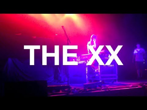 THE XX - LIVE IN HONG KONG (JULY 31ST 2013)