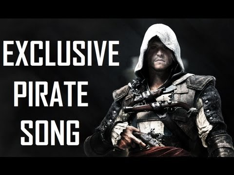 Assassin's Creed 4 Black Flag - Official Pirate's Song - Randy Dandy Shanty [HQ]