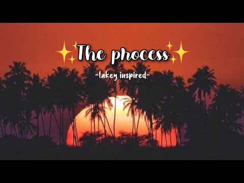 lakey-inspired--the-process-✨  -no-copyright-  -aesthetic-backsound-  -indonesia-🇮🇩
