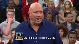 """He's Suffered More Than I've Suffered In A Lifetime!"" (The Steve Wilkos Show) thumbnail"