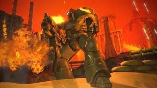 Warhammer: A New Kind of Space Marine [SFM]