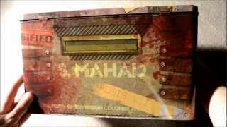 Dead Space 3 Dev Team Collector's Edition Unboxing NTSC