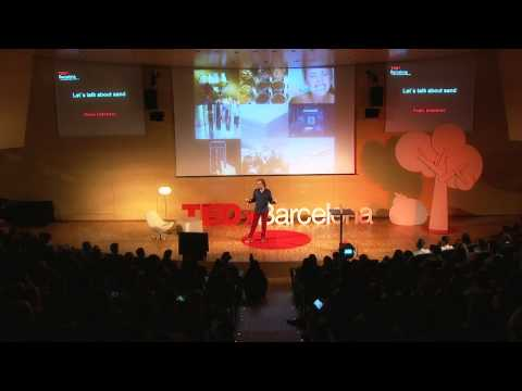 Let's talk about sand: Denis Delestrac at TEDxBarcelona