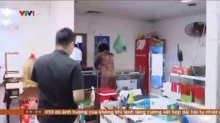 Sáng 14/10, người Hà Nội  đi ăn phở, ngồi quán cà phê | VTV24