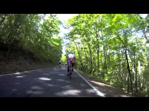 2012 fouche gap cat5 road race finishing climb youtube