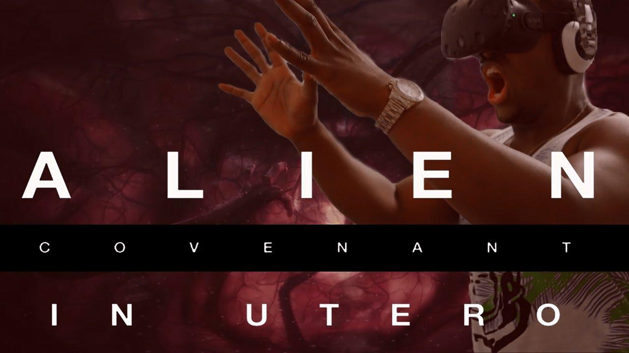 Download Alien: Covenant In Utero Impressions | Virtually Glorius w/ Cameron and Ify