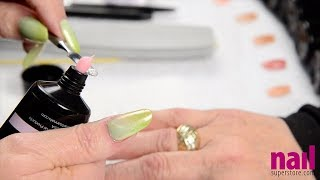 How To Do Artisan FlexGel Nails In Less Than 3 Minutes Video Tutorial