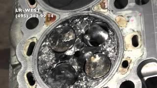 Часть 8  Неисправности и ремонт дизельного двигателя ДИСКАВЕРИ   часть 8(Хронология процесса диагностики и ремонта дизельного двигателя 2,7 ТД на Дискавери 3. Разрушение ГБЦ и поршн..., 2015-04-18T05:27:55.000Z)