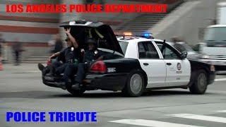 Los Angeles Police Department Tribute #3