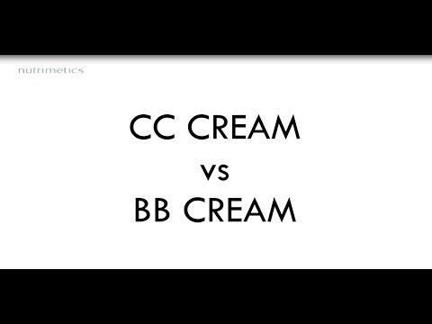 Nutrimetics Illuminance C.C Cream vs B.B Cream