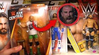OLDER FIGURES FOUND ON WWE TOY HUNT!