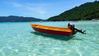 #15 THE PERHENTIAN ISLANDS AND DIVING SUGAR WRECK