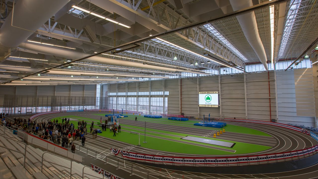 Image result for indoor track ocean breeze