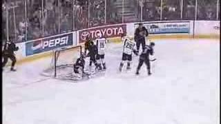 HERSHEY BEARS versus Worcester Sharks Feb 10, 2008