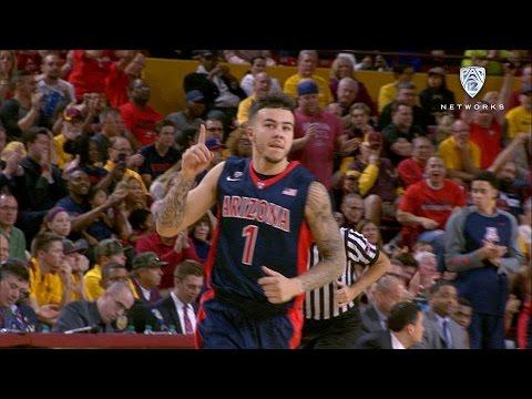 Highlights: No.8 Arizona men