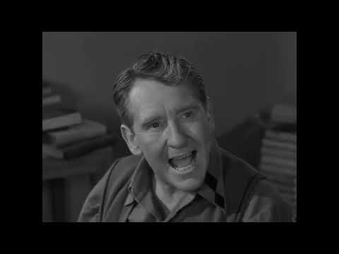 The Twilight Zone - Obsolete Man clips BEST version