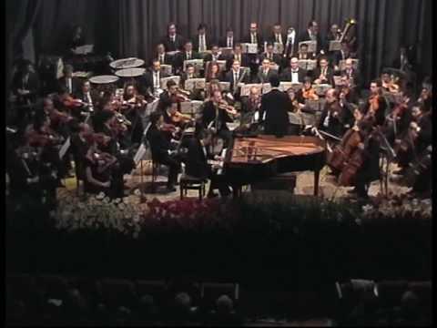 G Gershwin Concerto in F III° Mov pianista FRANCO ...