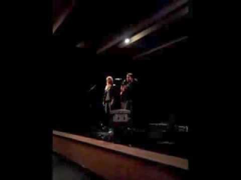 "Chondra & Claudio Sanchez ""Elm Street Lover Boy"" Live Acoustic (Coheed and Cambria, PFI)"