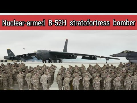 US Military Deploys B-52H Stratofortress Bombers to Middle East